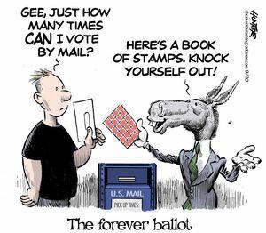 The forever ballot