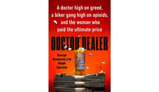 Doctor Dealer (book cover)