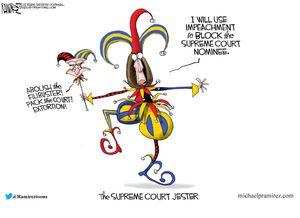The Supreme Court Jester