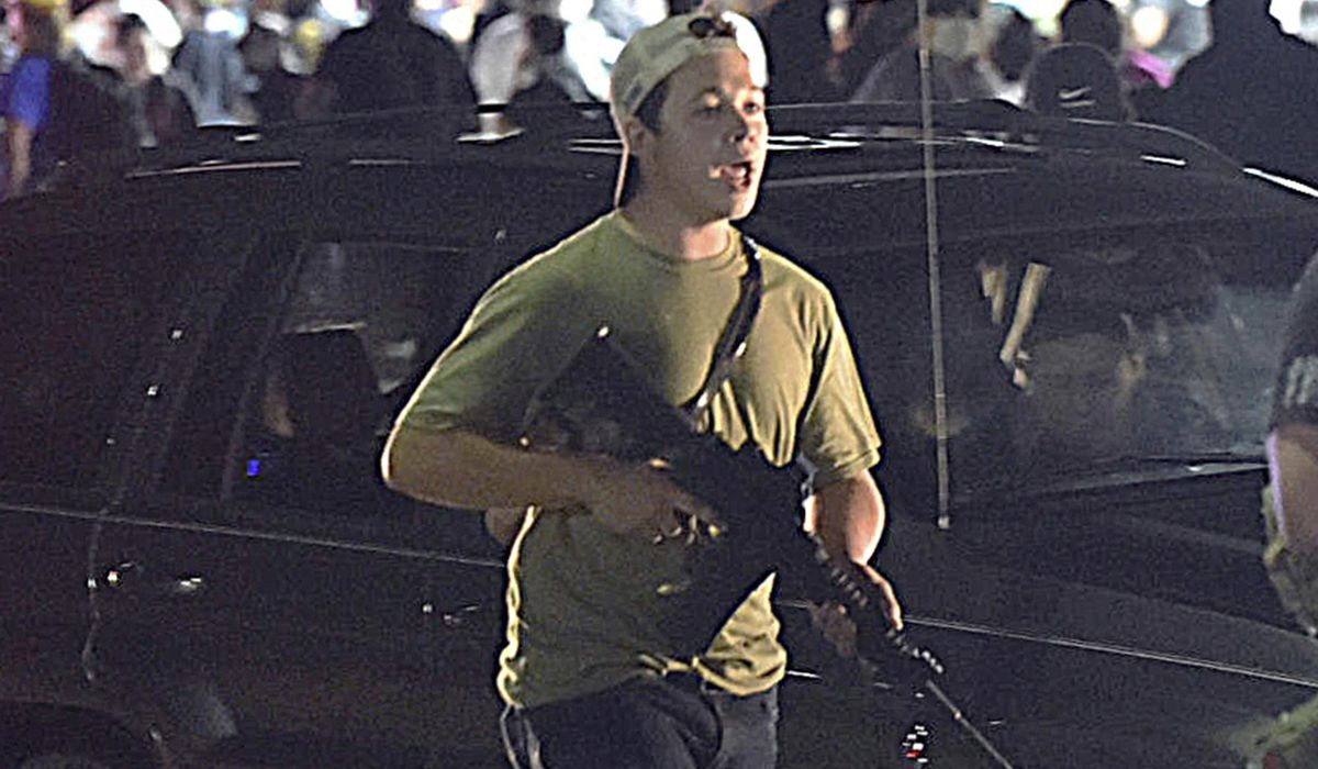 Kyle Rittenhouse, Kenosha shooter, an `American patriot,` lawyers...