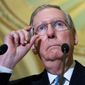 Senate Majority Leader Mitch McConnell    Associated Press photo