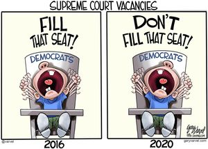 Supreme Court Vacancies