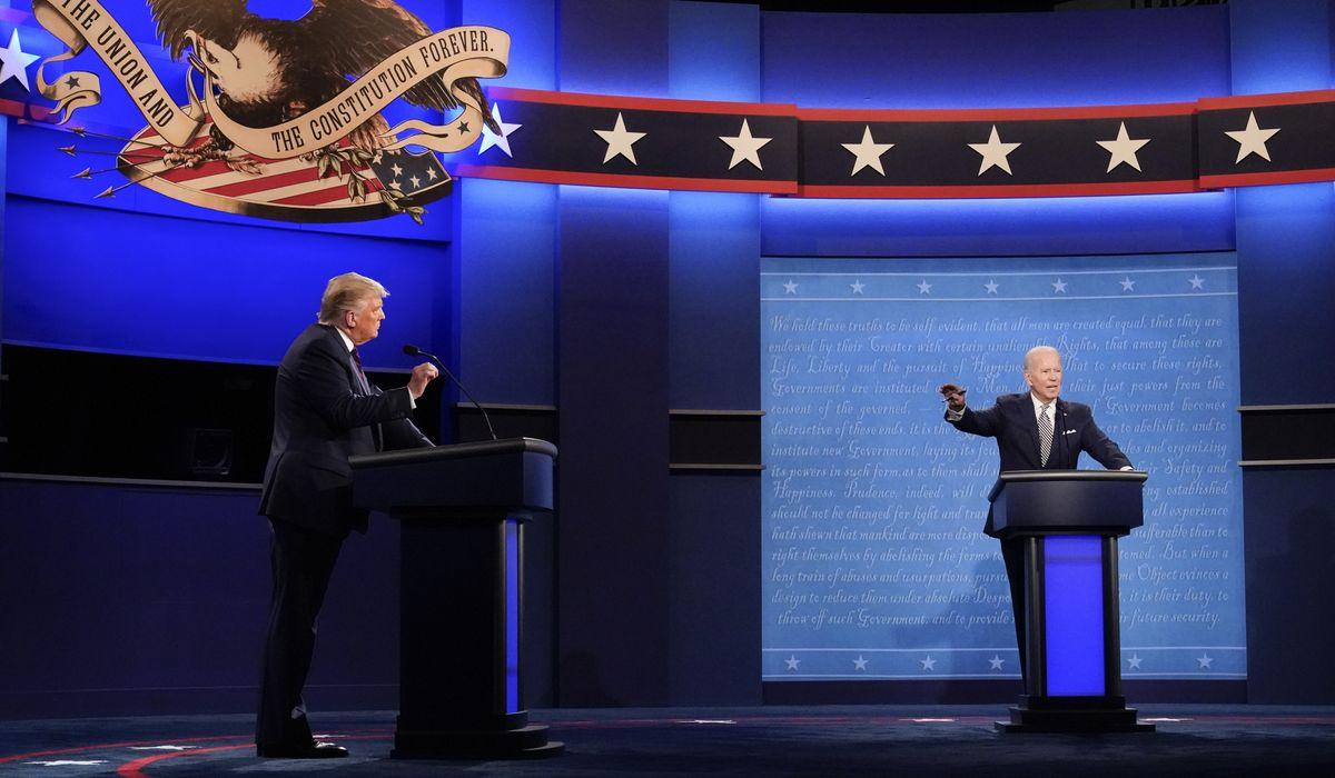 Debating 2020 with 20/20 hindsight