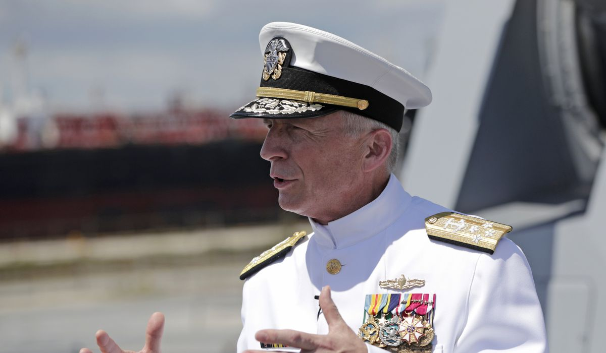 U.S. sees threat to Western Hemisphere security in Chinese fishing push