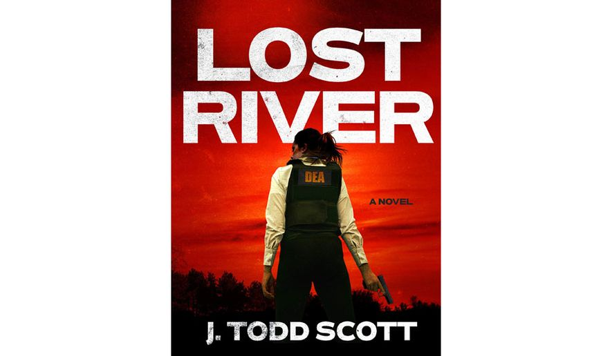 Lost River (book cover)