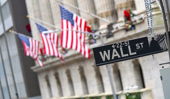 U.S. investors say a Trump victory in the presidential election will have the most beneficial effect on the stock market and economy, according to an Investing.com survey of active investors. (Associated Press)