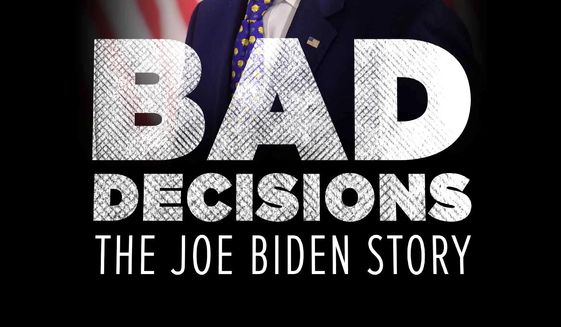 """The political beliefs of Democratic presidential nominee Joseph R. Biden are the source of a prime-time documentary. """"Bad Decisions: The Joe Biden Story"""" chronicles the ideological journey of Mr. Biden from moderate Democrat to the far left. (Image courtesy of Jason Meath)"""