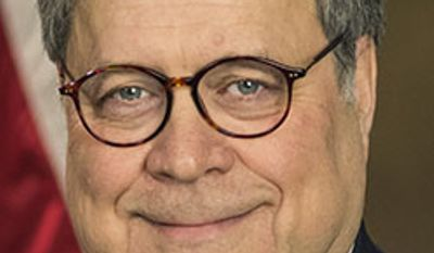 William Barr, United States Attorney General