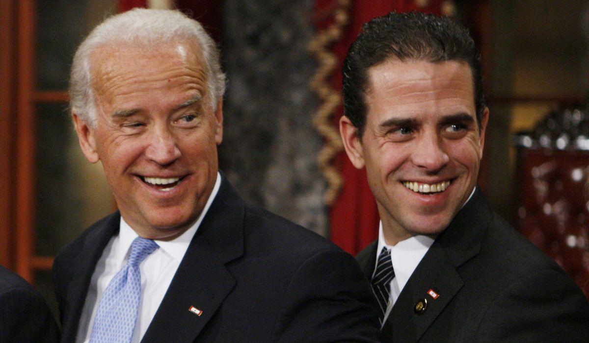 Media must press Biden to explain son Hunter's financial dealings in Ukraine and Beijing thumbnail