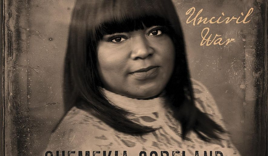 """This cover image released by Alligator Records shows """"Uncivil War,"""" a release by Shemekia Copeland. (Alligator via AP)"""
