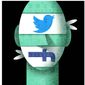 Illustration on social media platforms and free speech by Alexander Hunter/The Washington Times