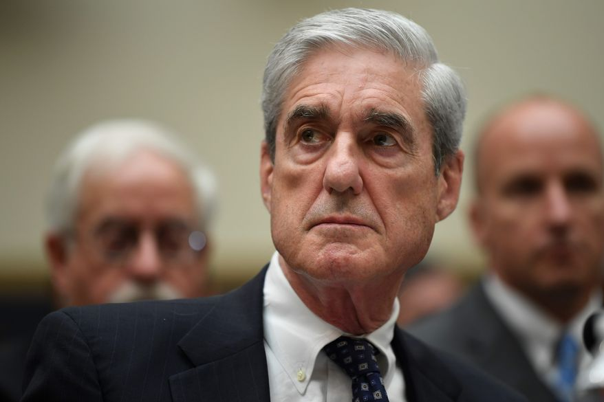 Special counsel Robert Mueller was able to acquire Trump for America Inc. transition team records after the General Services Administration violated protocol and ignored a written agreement to destroy them, according to a 285-page Senate report (Associated Press/File)