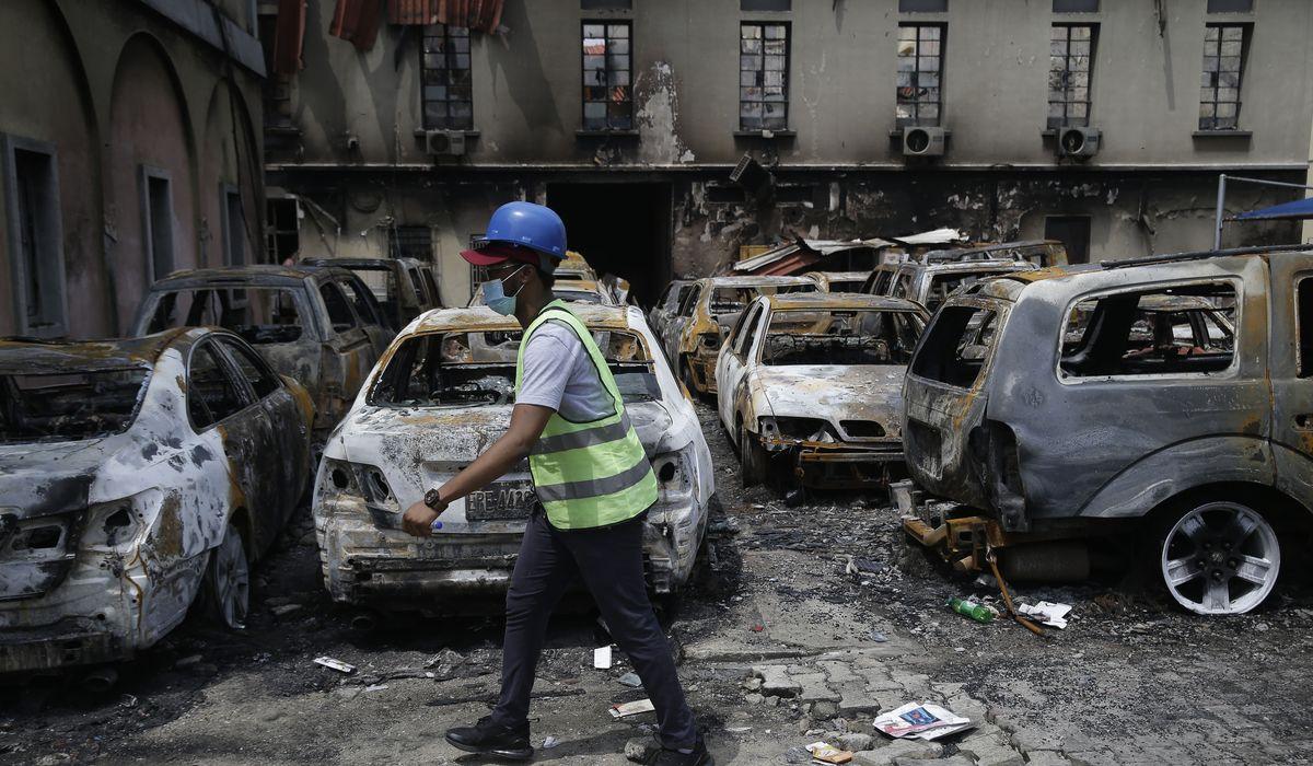 U.S. military rescues American citizen held hostage in Nigeria