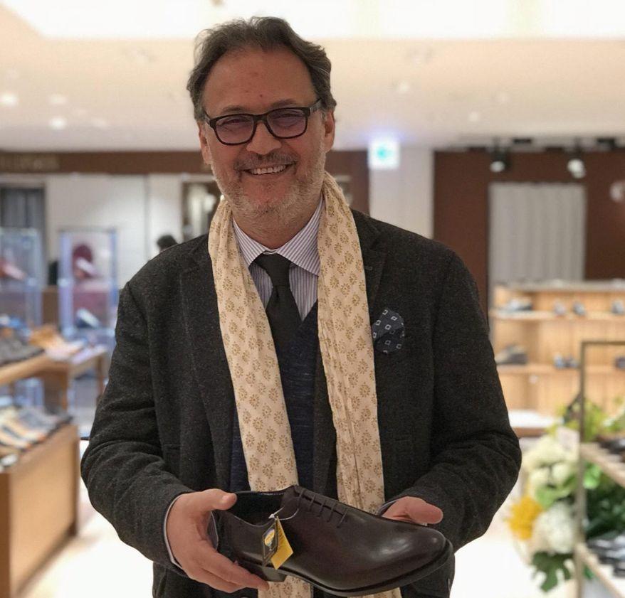 Mr. Mohamed Benamour, CEO of Benson Shoes