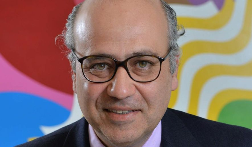 Mr. Ayman Cheikh-Lahlou, CEO of Cooper Pharma