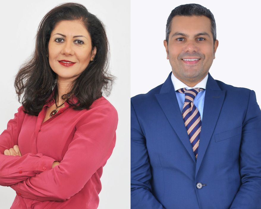Ms. Salima Bakouchi, Partner at HB Law Firm and Mr. Kamal Habachi, Executive Partner of HB Law Firm
