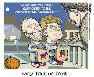 Early Trick or Treat