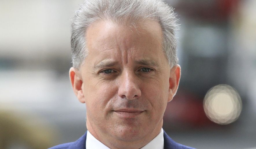 In this file photo dated July 24, 2020, showing former British intelligence officer Christopher Steele in London.  Britain's High Court on Friday Oct. 30, 2020, has dismissed a libel claim by Russian Tech entrepreneur Aleksej Gubarev against Christopher Steele, the author of a report on U.S. President Donald Trump's alleged links to Russia.  (Aaron Chown/PA FILE via AP)
