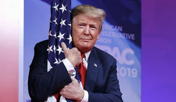 The Faith & Freedom Coalition has reached out to millions of faith voters to ensure they will get to the polls and support President Trump. (Associated Press)