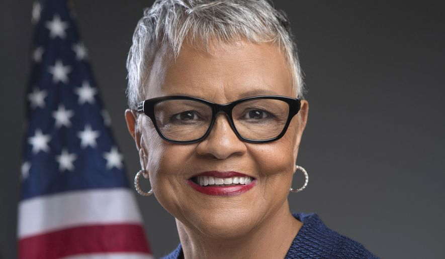 Rep. Bonnie Watson Coleman, New Jersey Democrat, blasted the less-progressive relief bill that squeaked out of the Senate in a party-line 50-49 vote. (Bonnie Watson for Congress via AP)