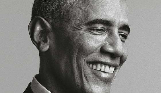 Former President Barack Obama has a major new memoir arriving in less than two weeks that is 768 pages long based on his early presidency — to be followed by a second book to cover the rest of it. (Crown Publishing)