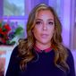 """""""The View"""" co-host Sunny Hostin said Wednesday she doubts even a """"decent man"""" like Joe Biden can fix the """"selfishness"""" of Americans who voted for President Trump. (Screenshot via ABC) ** FILE **"""