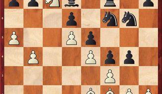 Piket-Kasparov after 20. Nc7.