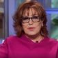 """Comedian Joy Behar discusses the 2020 presidential election, Nov. 9, 2020. (Image: ABC, """"The View"""" video screenshot)"""
