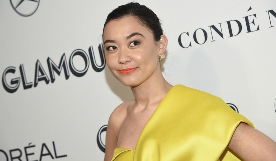"""FILE - Chanel Miller attends the Glamour Women of the Year Awards in New York on Nov. 11, 2019. Miller is among the winners of a prestigious book award for her soul-bearing memoir, where she reclaims her identity after being known as an anonymous victim of a highly publicized sexual assault. The Dayton Literary Peace Price announced Wednesday that Miller's """"Know My Name"""" memoir as the winner of its nonfiction award. (Photo by Evan Agostini/Invision/AP, File)"""