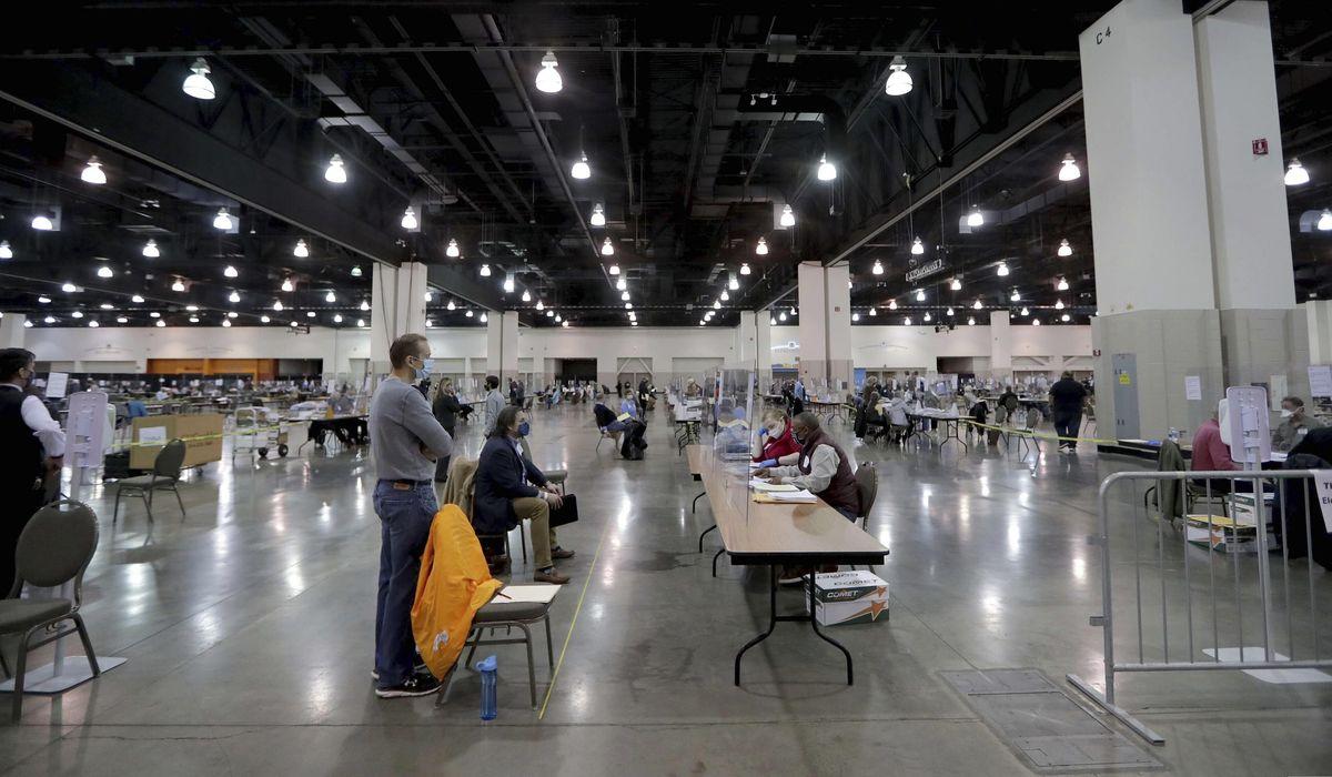 Milwaukee County completes recount; Joe Biden's lead grows