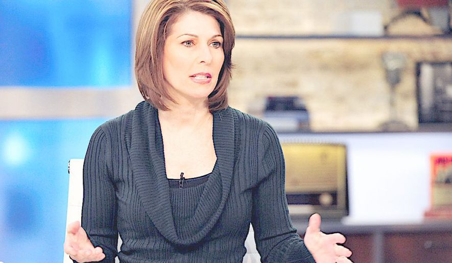 "Independent journalist Sharyl Attkisson has a new book out that makes the case that the news media itself is causing Americans to ""love censorship and hate journalism."" (Associated Press)"