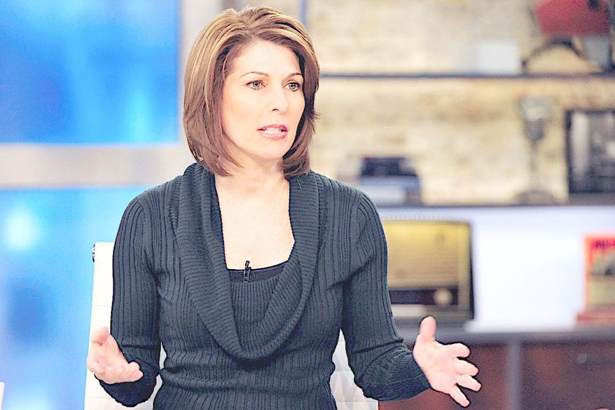 """Independent journalist Sharyl Attkisson has a new book out that makes the case that the news media itself is causing Americans to """"love censorship and hate journalism."""" (Associated Press)"""