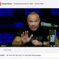 """Conservative commentator Dan Bongino talks about the response by a certain faction of """"sellout"""" Republicans to the 2020 U.S. presidential election,  Nov. 23, 2020. (Image: Rumble, """"The Dan Bongino Show,"""" video screenshot)"""