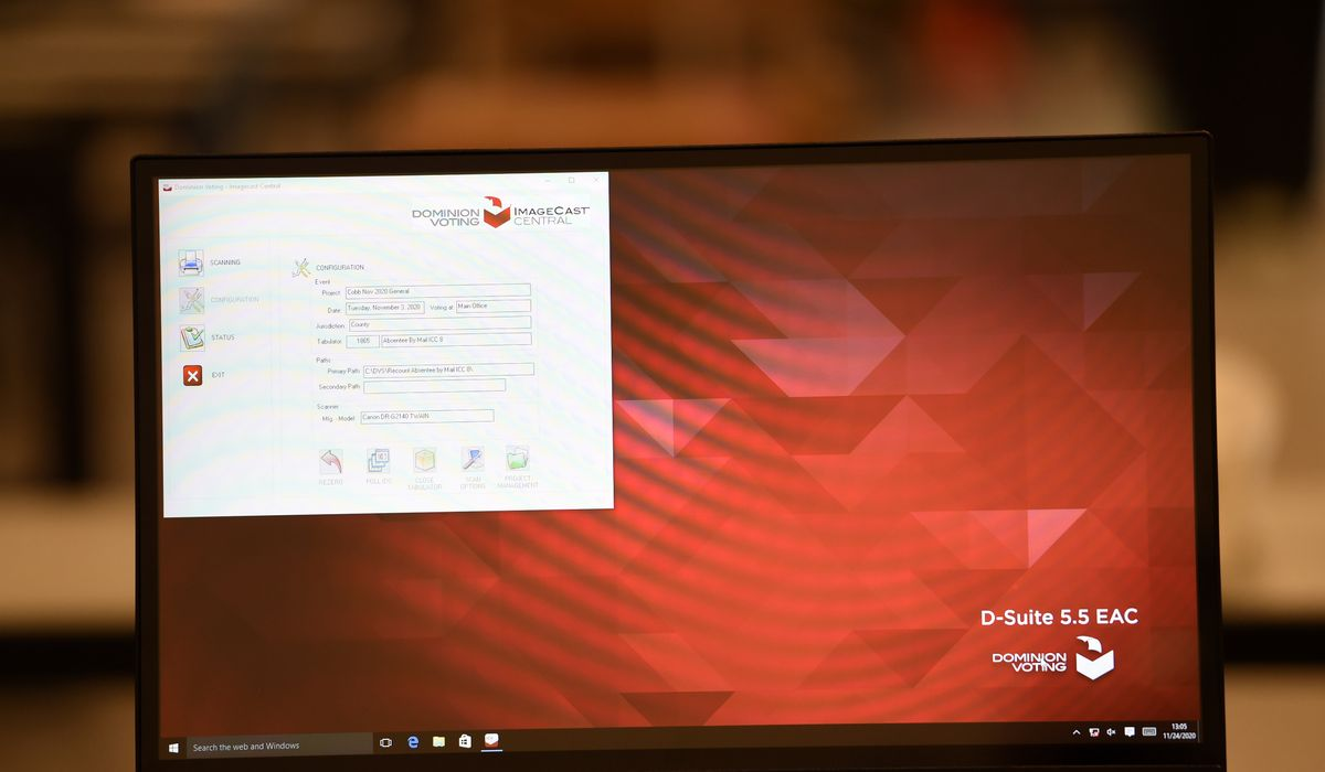 Arizona legislature demands forensic exam of Dominion machines: 'Voters believe fraud occurred'