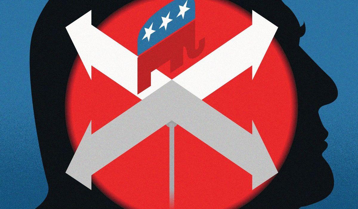 Trump faces critical choice about his political future