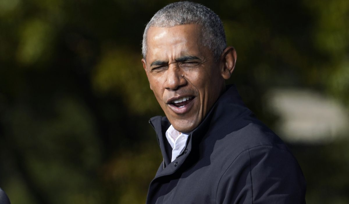 Obama blasts Trump for putting illegal immigrants in...