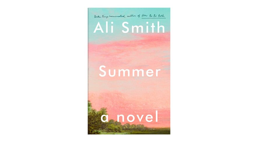 Summer by Ali Smith (book cover)