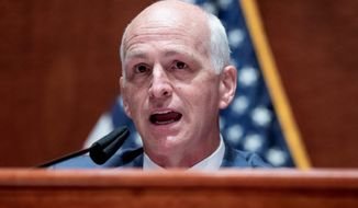 House Armed Services Committee Chairman Adam Smith, Washington Democrat, is shown in this July 2020 file photo. (ASSOCIATED PRESS)  **FILE**