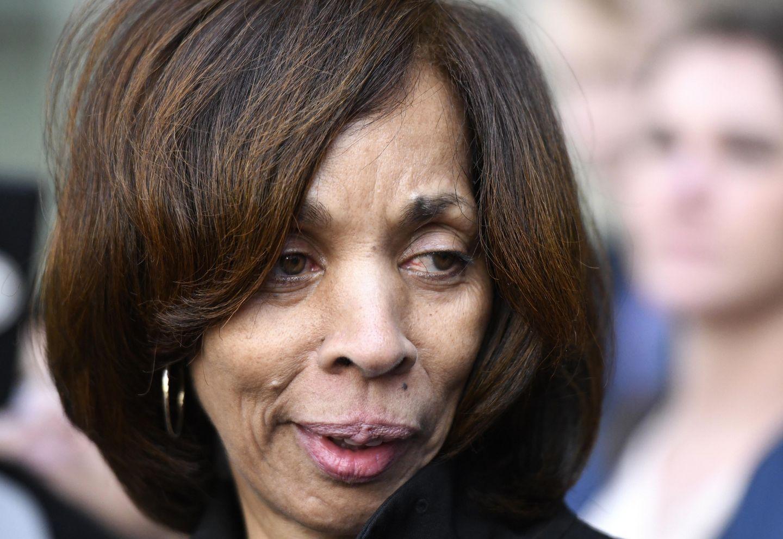 Catherine Pugh, former Baltimore mayor, seek Trump commutation