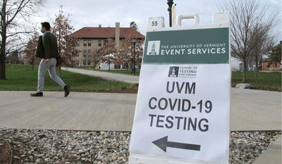 Many students at college campuses across the country now are home from Thanksgiving until the spring semester due to a surge in coronavirus cases.
