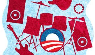 Illustration on Biden's cabinet picks by Alexander Hunter/The Washington Times