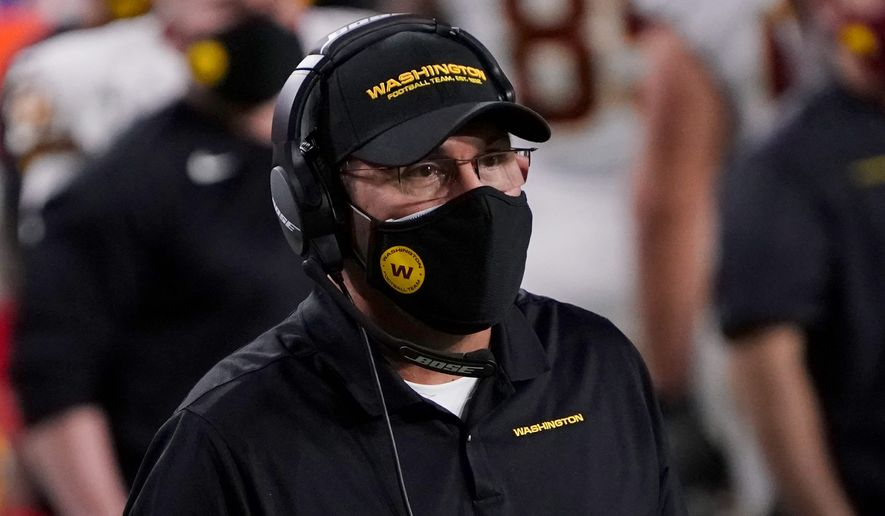 Washington coach Ron Rivera is unlikely to repeat predecessors' mistakes as he inherited a better roster than Mike Shanahan and Marty Schottenheimer. (ASSOCIATED PRESS)