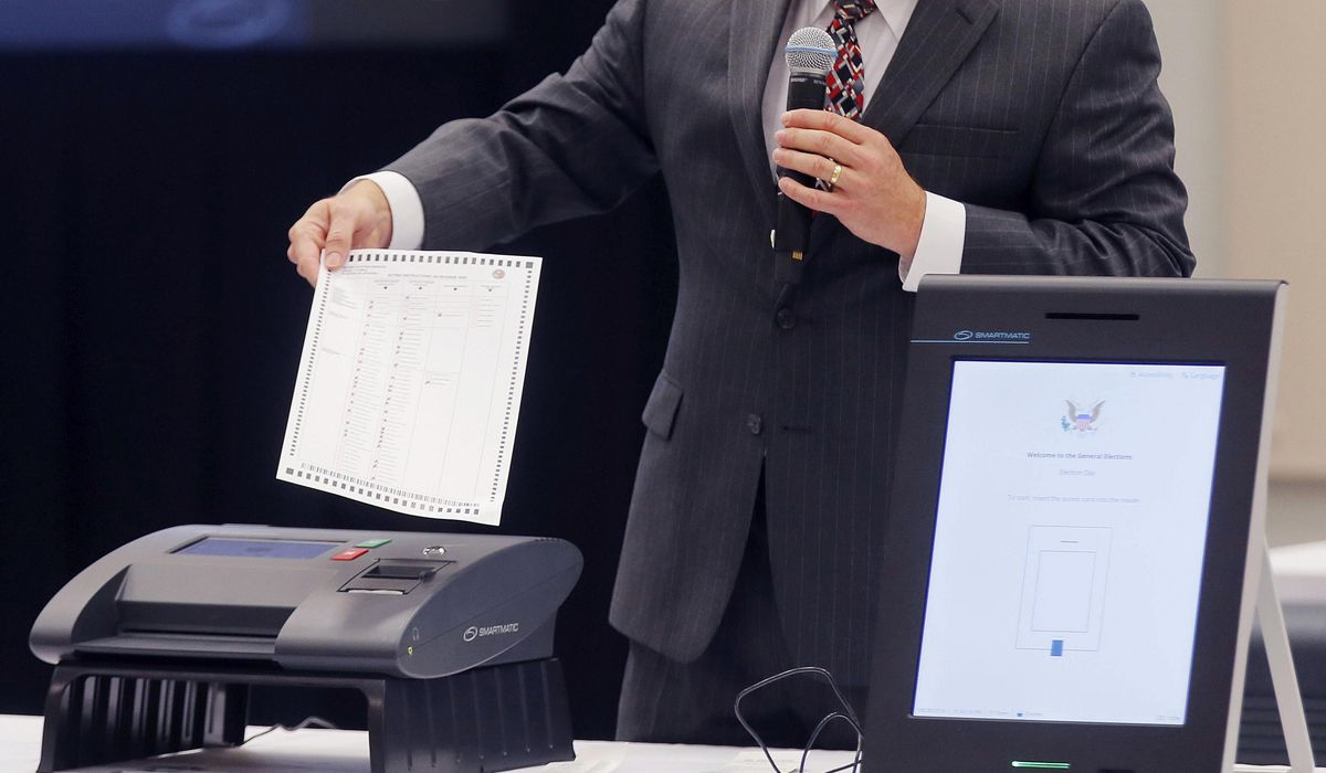 Smartmatic: Fox News isn't protected by First Amendment in defamation lawsuit