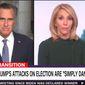 Utah Sen. Mitt Romney discusses the future of the Republican Party with CNN's Dana Bash, Dec. 15, 2020. (Image: CNN video screenshot)