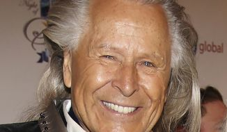Peter Nygard attends the 24th Night of 100 Stars Oscars Viewing Gala at The Beverly Hills Hotel in Beverly Hills, Calif. (Annie I. Bang /Invision/AP, File)