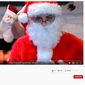 "Michigan Gov. Gretchen Whitmer enlists ""Santa Claus"" for a special COVID-19 Christmas message for children, Dec. 16, 2020. (Image: YouTube, Gov. Gretchen Whitmer)"