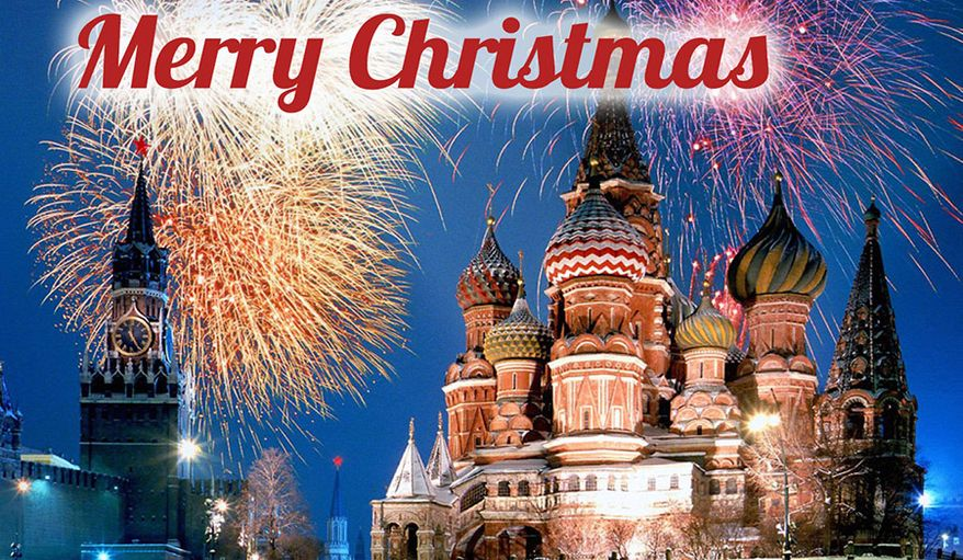 Christmas wishes for US-Russia relations: From confrontation to Win-Win cooperation. (sponsored)
