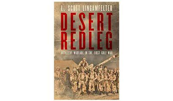 Desert Redleg by L. Scott Lingamfelter (book cover)