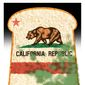 Illustration on the green threat to California by Alexander Hunter/The Washington Times
