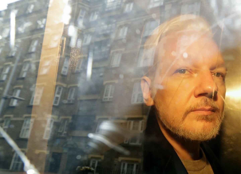 British parliament members ask Biden to drop Julian Assange prosecution during U.K. visit